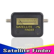 2016 Digital Satellite Signal Finder Alignment Signal Satfinder sensitive Meter Compass FTA TV Signal Receiver Finder Wholesale
