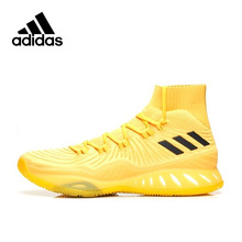 Intersport New Arrival Authentic Adidas CRAZY EXPLOSIVE Breathable Men's Basketball Shoes Sports Sneakers(China)