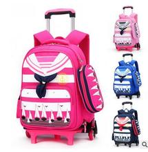 Kids character rolling luggage online shopping-the world largest ...