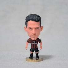 "Soccer Star 18# BAGGIO (AC-Classic) 2.5"" Action Dolls Figurine(China)"