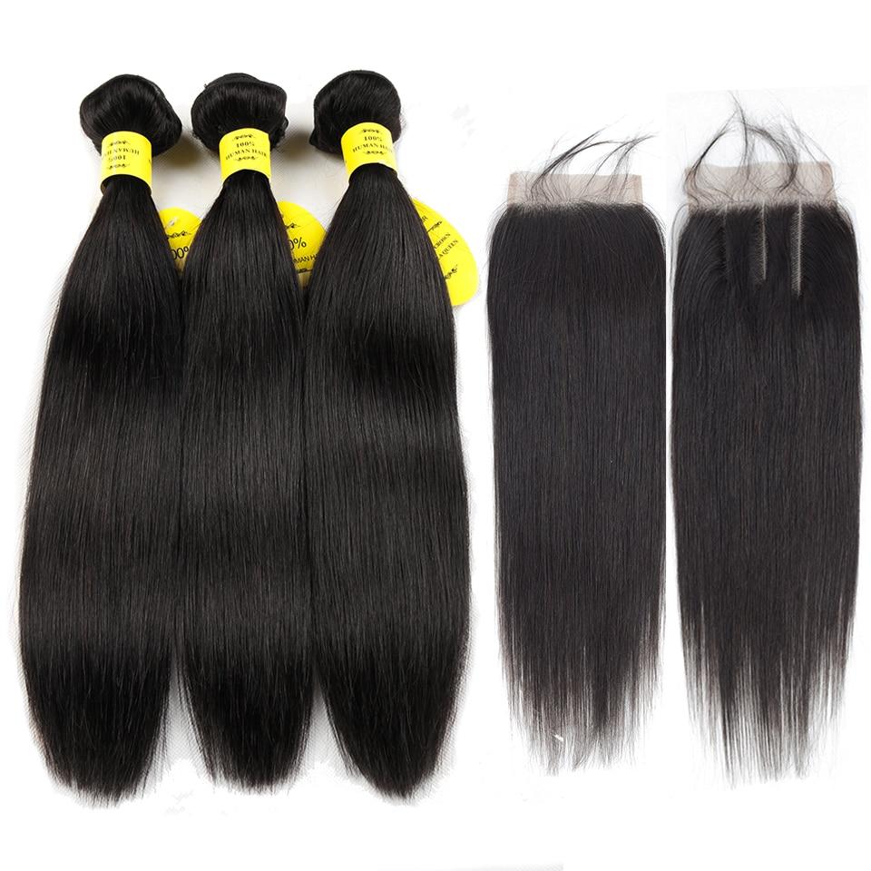 brazilian virgin hair with closure (20)