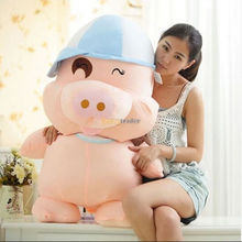 150 cm Biggest Giant Plush Stuffed Mcdull Doll Big Pig Stuff Funny for Sale Nice Gifts for Adult