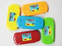 Новый Игровой Консоли Для Детей 2.5 дюймов Экран Ребенок Разноцветные CoolBaby Портативных Игровых Консолей Игрок Игры с 280 Различных Игр