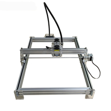 DIY USB Laser Engraver Laser machine Marking Machine Plotter 30*40cm 500mw Accuracy: 0.1MM 12V