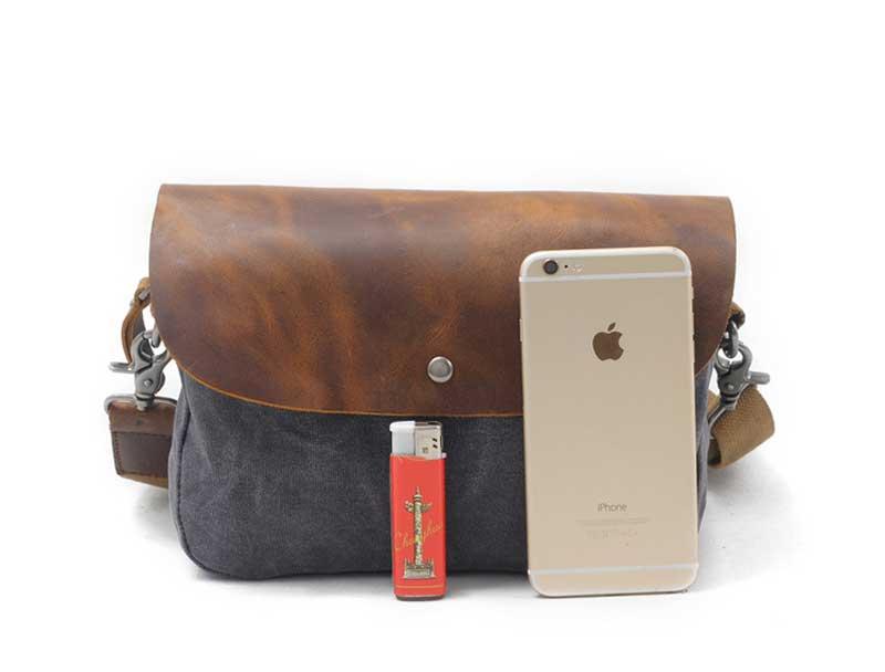 messenger bag men leather (4)