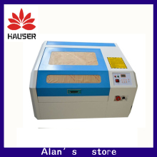Freeshipping Co2 4040 laser engraving machine  cutter machine  CNC laser engraver, DIY laser marking machine, carving  machine