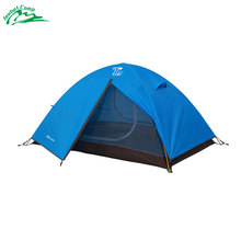 Outdoor Three-Season Tent 2 Person Portable Double Layer Camping Tent Camouflage Waterproof lightweight Beach fishing hunting