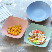 1PC Longming Home Japanese leaves shape dish ceramic kitchen multipurpose seasoning dish hotel supplies ceramic bowl LF 107