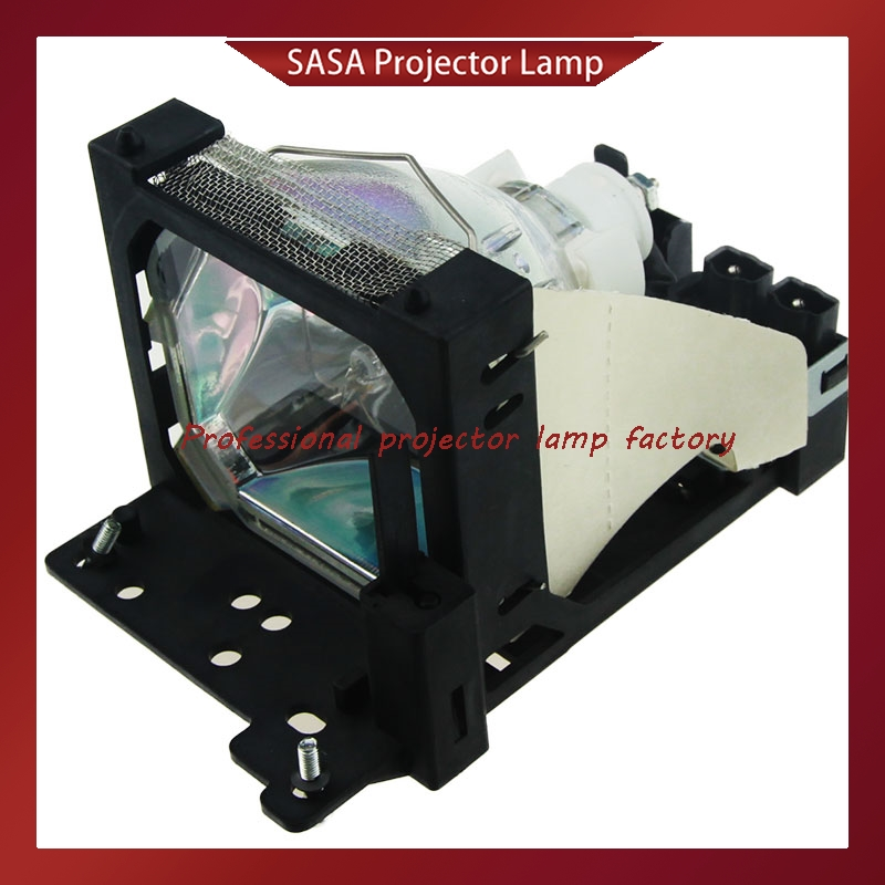 DT00431 Projector Lamp Bulb With housing for HITACHI CP-S370 CP-S370W CP-X380W CP-X380 CP-X385SW CP-X385W CP-S385W CP-X385<br>