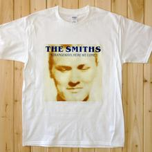 THE SMITHS Rock Music Band Tee T-Shirts Unisex Mens Womens White Short Sleeve SS4