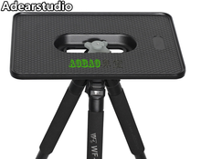 Photography Laptop Computer Stand Tray for Tripod Photographic Accessories Notebook Projector Tray Can Be Matched tripod no00d(China)