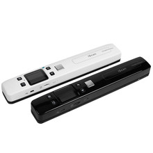 Mini Portable WIFI Scanner Hand-held High Definition Pen Shaped Scanner 900DPI Handyscan JPEG Format A4 Document Scanner(China)