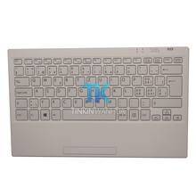 New Original VGP-WKB16 New Zealand Keyboard for SONY Laptop Wireless Keyboard White Color