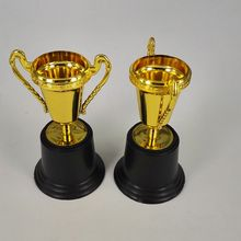 Trophy Funny Table-Decor Award-Toy Educational-Prop Plastic Creative Kid Sports Children