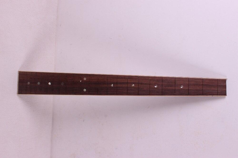 2 pcs Guitar Fretboard Fingerboard Fretless Guitar parts Dot inlaid Maple wood #20<br><br>Aliexpress