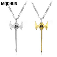 Fashion Game Anime Yugioh Millenium Duel Monsters Pendant Egyptian 3D Yu-Gi-Oh Chain Necklace Jewelry For Women And Men-30(China)