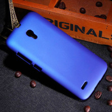 Cellphone Back Cover Cases For Alcatel Pop 2(5.0)7044X Hard Plastic Case Matte Ultra Thin Anti Skid Rubber PC Mobile Phone Bags