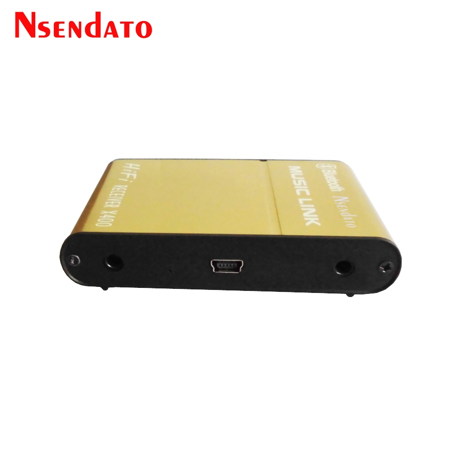 X400 Bluetooth 4.0 Music link Audio Receiver adapter (1)