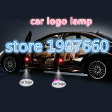 All kinds of automobile vehicle door welcome light laser projector lamp All models Wireless car welcome lamp