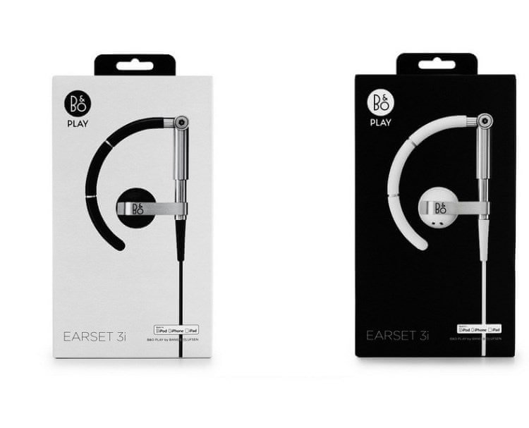 2 units free shipping Newest B&amp;O EARSET 3I Top Quality Earphone Hifi In-Ear Noise Cancelling Bass Earphone With Retail Box<br><br>Aliexpress