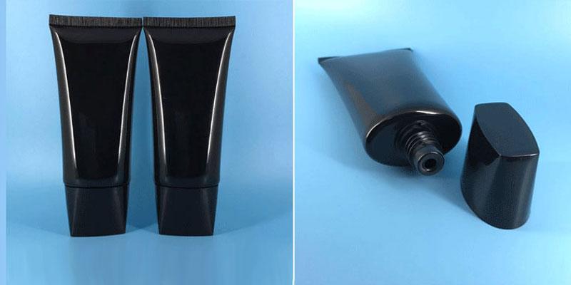 50ml 60ml black flat soft tube (5)