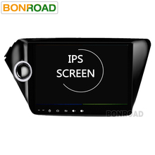 "Android 6.0 2Din 9"" Car DVD Player For K2 Rio 2010-2016 With IPS Screen Car PC Headunit FM Car Radio Video Player GPS Navigation"
