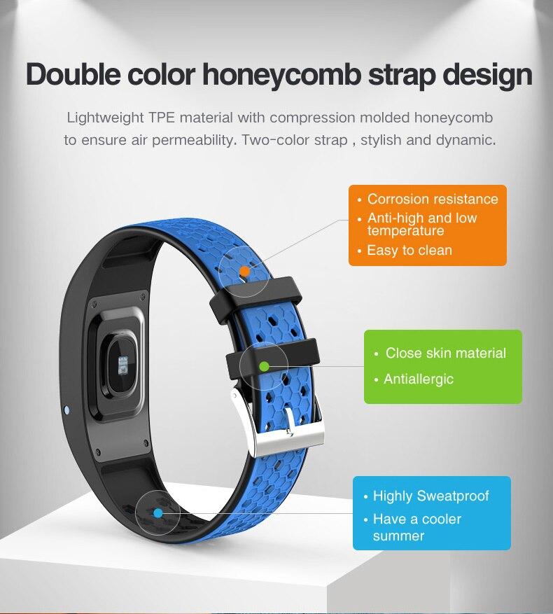 Smart Sport Fitness Bracelet 8