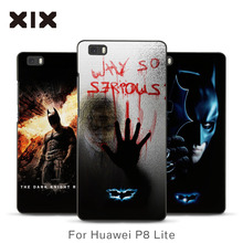 For P8 lite case Batman Joker hard PC back cover for coque Huawei P8 lite case 2016 new arrivals fundas for Huawei P8 lite