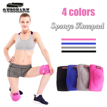 1Pc Basketball Football Volleyball Knee Pads Adjustable Non-Slip Silione Strap Dancing Kneepad Elastic Open Patella Knee Support(China)