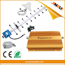 FULL set Coverage 2000Sqm 80dB LTE UMTS GSM CDMA 850MHz 2G 3G 4G Wireless Mobile Phone Repeater Signal Booster+ antenna