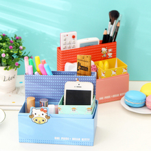 DIY Paper Board Storage Box/Underwear Decor Stationery/ Makeup Cosmetic Organizer Decoracion Escritorio Socks