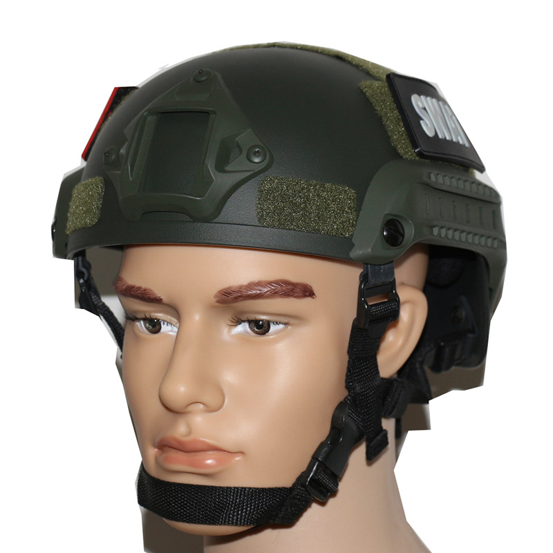 Mens Mich 2001 Helmet Airsoft Accessories Paitball Gear Army Military Fast Tactical Helmet Airsoft  Cs Jumping Protective Helmet<br>