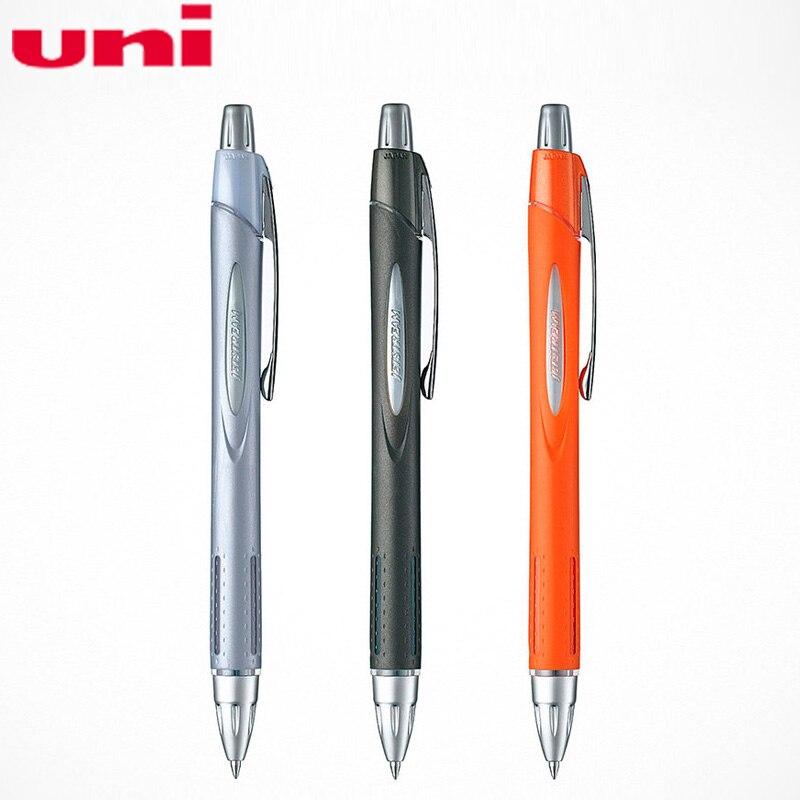 2Pcs//5Pcs Transparent Multi-color 8 in 1 Color Ballpoint Pen Ball Point Pens