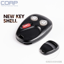 Case Only Replacement Remote Key Fob Clicker Envoy Trailblazer MYT3X6898B