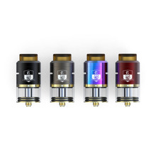 Original Ijoy Combo RDTA 2 6.5 ml Rebuildable Dripping Atomizer update ijoy combo RDTA with Side filling system for vape DIY