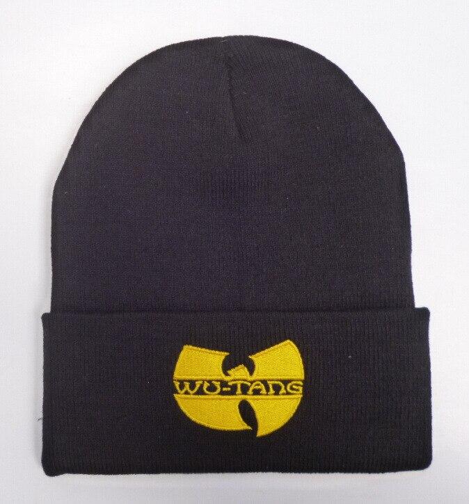 2015 Unisex Mask New Fashion Winter WU TANG CLAN Beanie Hats For Women Men Acrylic Black Knitted Caps Ski Crochet Gorros TocaÎäåæäà è àêñåññóàðû<br><br><br>Aliexpress