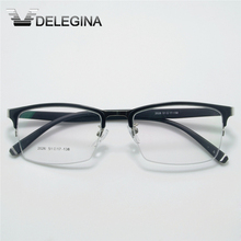 2016 TR90 Retro Eyeglasses frames Men Reading Eye Frames Glasses Customized(China)