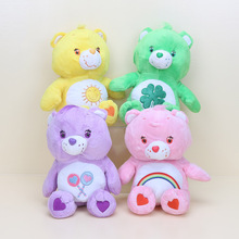 30cm Care bears plush toy Care Bears Rainbow Love Teddy bear stuffed plush doll(China)