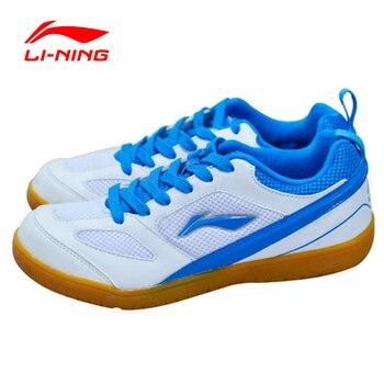 Li-Ning Femmes Intérieur Formation Shoes Rembourrage Respirant Anti-Glissante Dur-Portant Des Chaussures Sport Shoes APTH004 YXX001