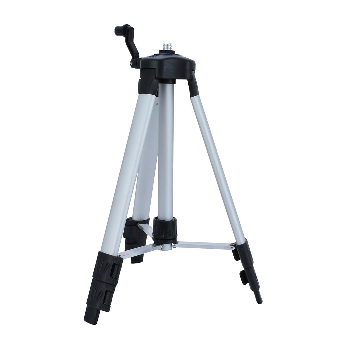 1pc 360 Degree Laser Level Tripod Professional Self-leveling Cross Laser Level Tripod Mayitr Measurement Analysis Instruments