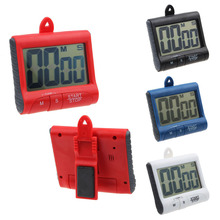 Taotown Magnet Digital Kitchen Count Down Counter Timer Beeping Alarm Clock 2016(China)
