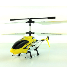 High Quality Children RC Helicopter Fot Kids 3.5 CH Channel Metal Remote Control Gyro Helicogyre With Led Lights TY