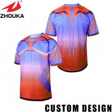 team jersey football jersey custom reversible football jerseys(China)