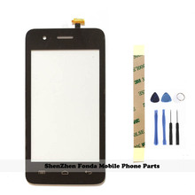 4.0'' New Touch Screen For Explay ONYX Glass Capacitive sensor For Explay ONYX Touchscreen panel Lens Tape