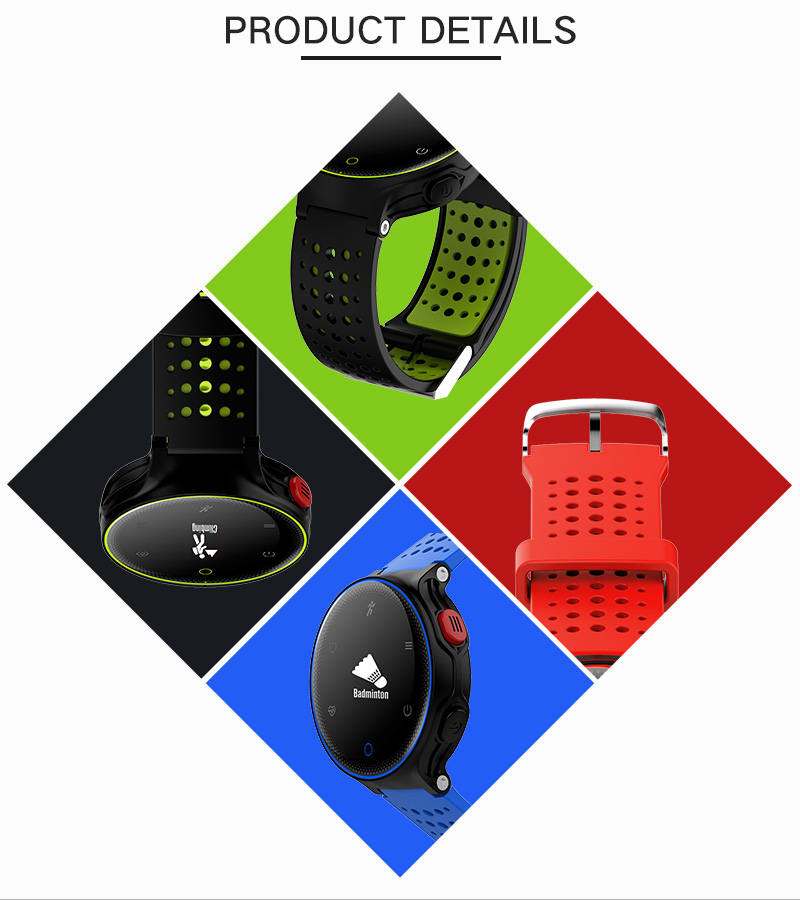 X2 Smart Watch IP68 Waterproof 4.0 Bluetooth 0.96 Inch Blood Pressure Tracker Heart Rate Sleep Monitor For Android IOS (17)