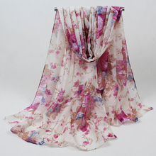 2017 scarf thin cotton Viscose scarf spring and autumn hot sell women's summer emulation silk patterns sunscreen cape BLS009(China)