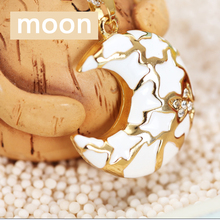 Pen Drive Jewelry Crystal Cle USB Flash Drive 512GB Moon 64GB 16GB 32GB Flash Memory Stick Pendrive Mini USB 256GB Gift 2.0