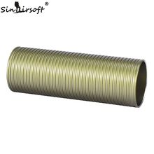 SINAIRSOFT CNC Teflon Coated ALUMINUM Cylinder Type-1 for Inner Barrel Length 455 - 509 Airsoft AEG