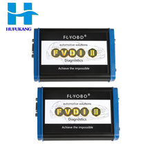 new arrival FLY FVDI2 ABRITES Commander for Hon-da HDS V3.016 with Free J2534 DrewTech Software(China)