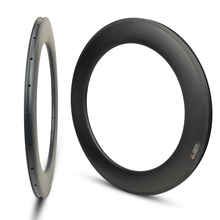 Yuan'an 88*25mm with basalt surface bicycle race clincher carbon rims used racing bikes carbon rims carbon bicycle rim